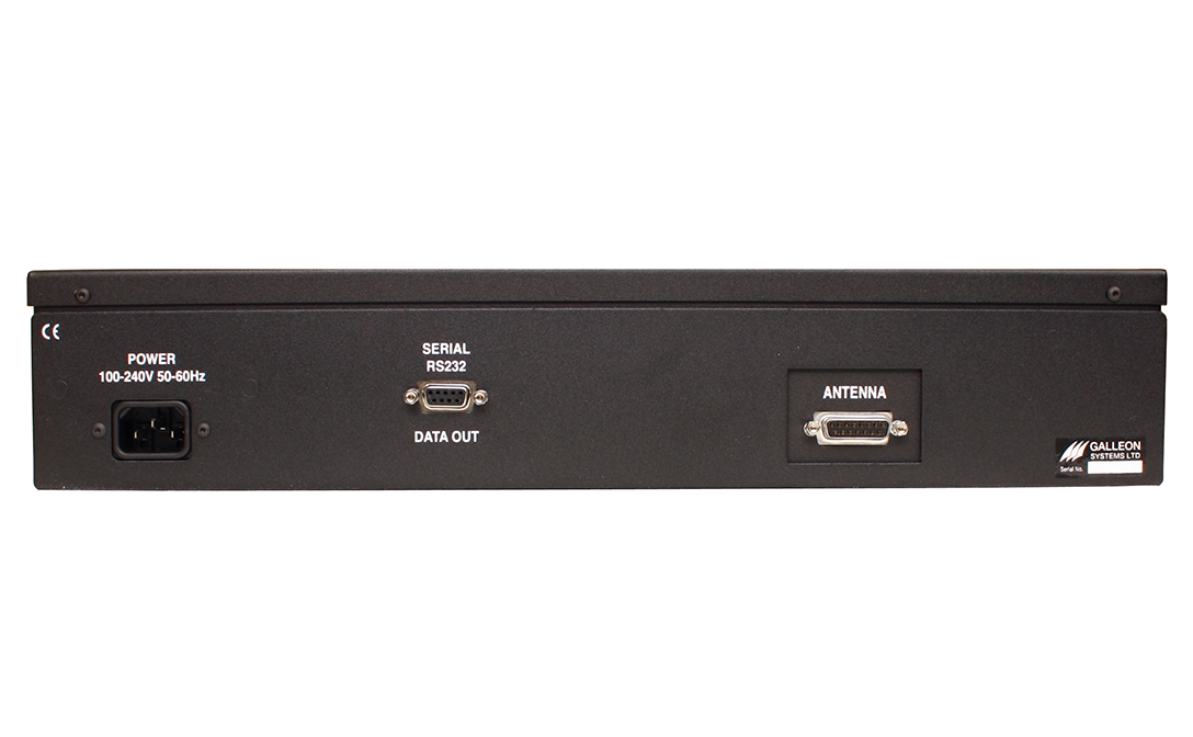 GPS Time Server NTP TS-900-GPS vista posteriore