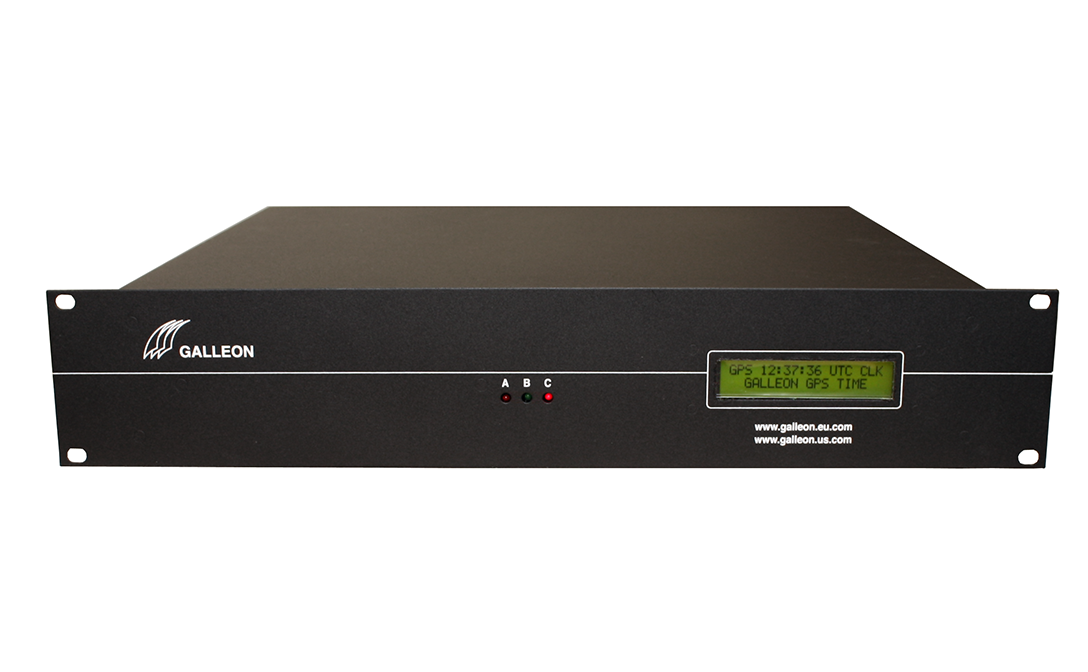 GPS Time Server NTP TS-900-GPS visione frontale